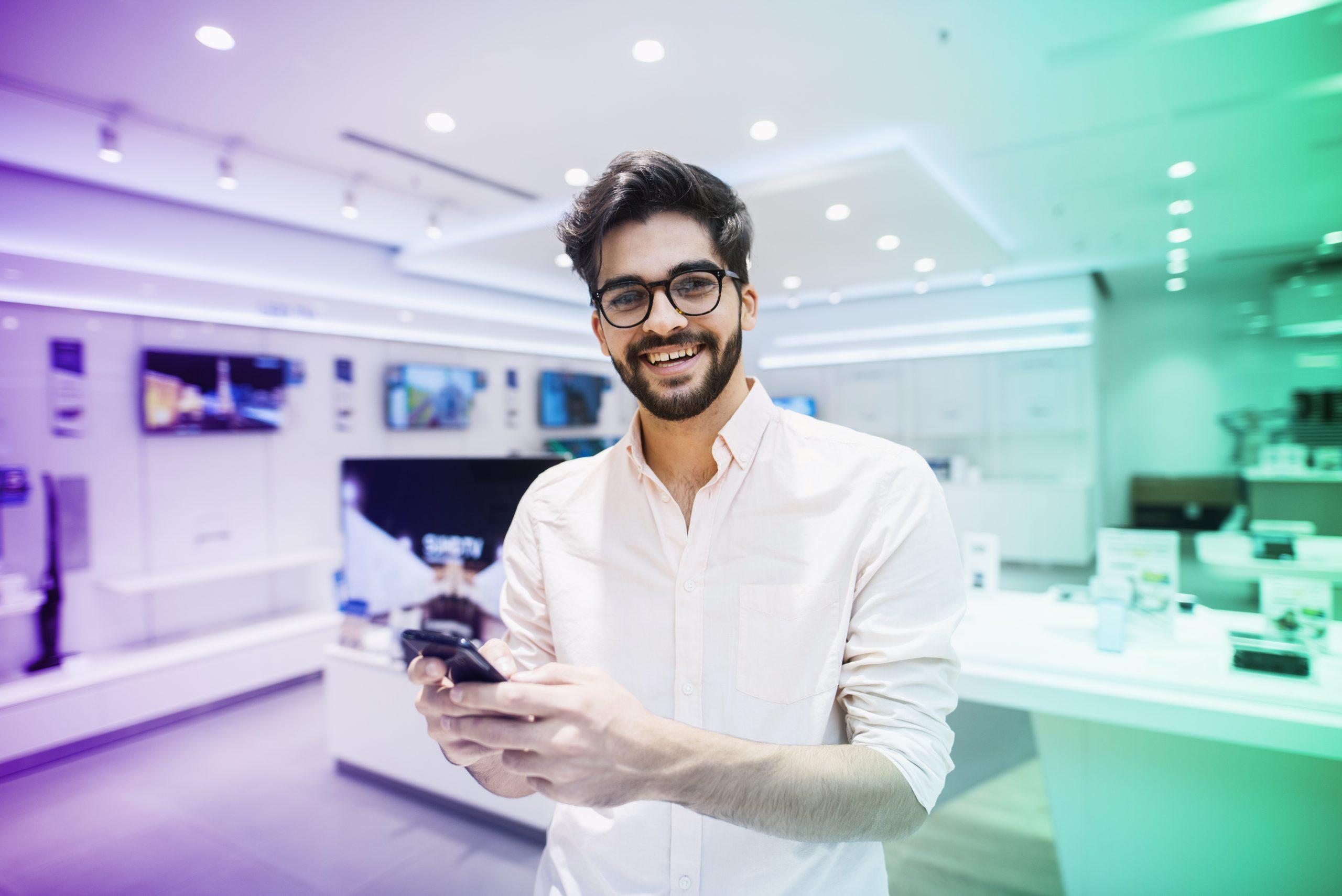 Le digital au service de la performance commerciale de la force de vente en magasin