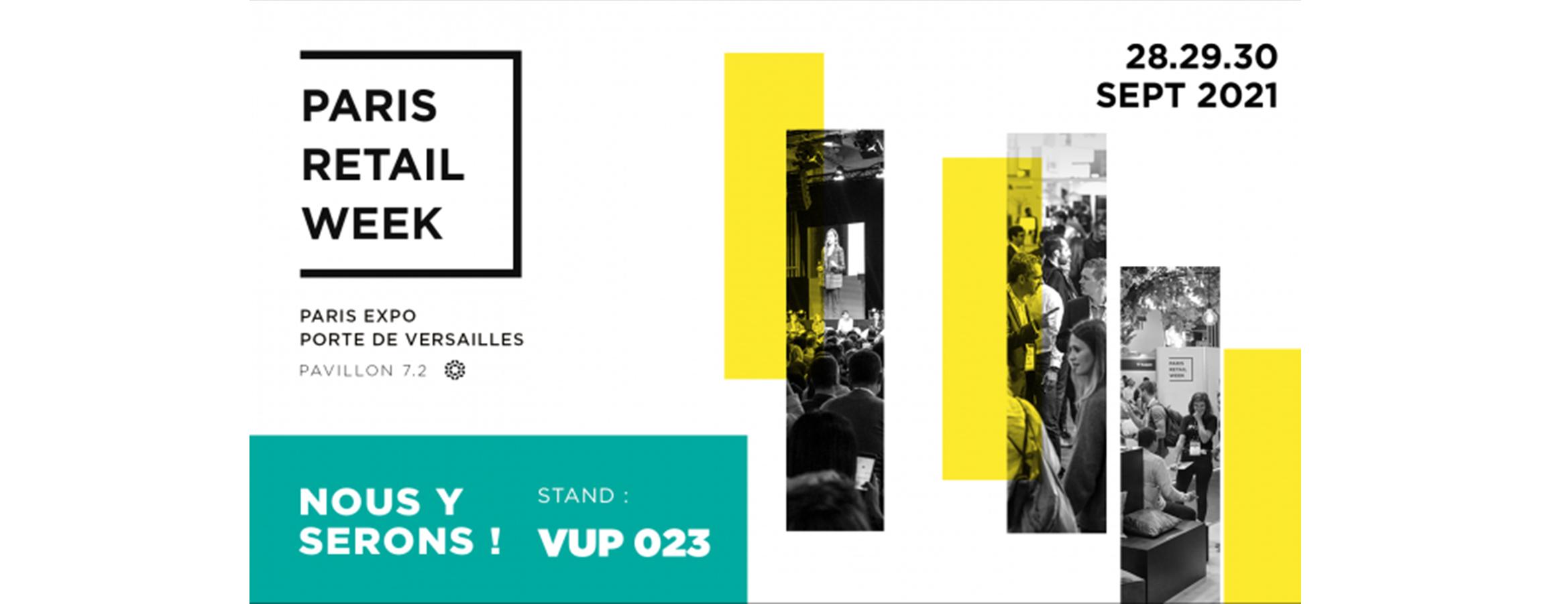 Paris Retail Week : Engager les forces de vente des réseaux de distribution et des marques